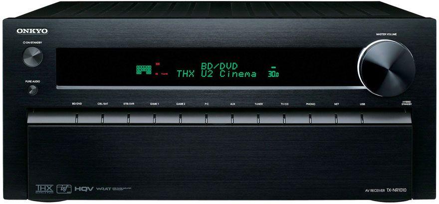 Onkyo TX-NR1010 Receiver | Onkyo AV Receivers | Home theater