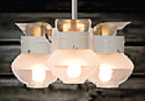 gas lights cabin lighting