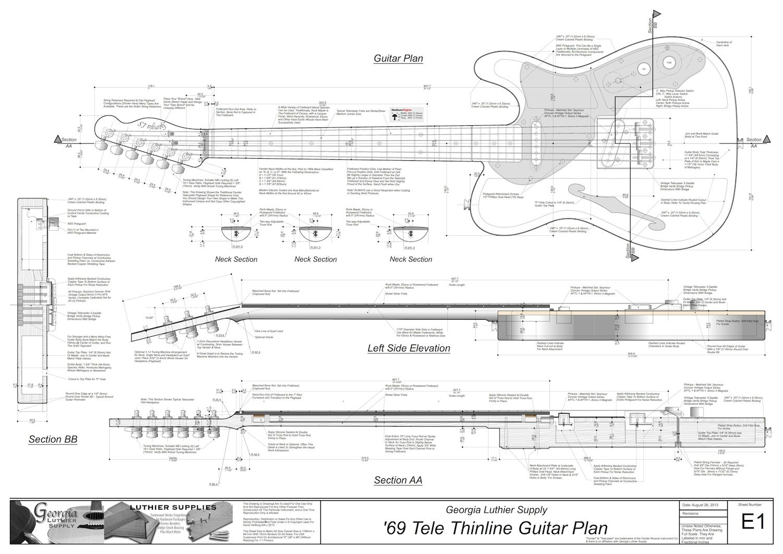 Electric Guitar Designs