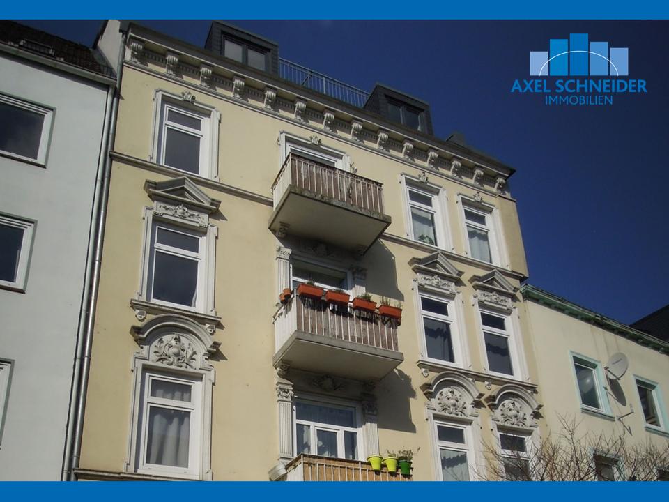 2 Zimmer Wohnung Mit Dachterrasse Zentral In Ottensen Zu Mieten Immobilienmakler Immobilien 2 Zimmer Wohnung