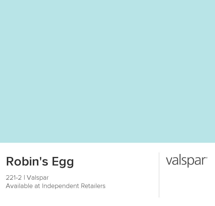 robin 39 s egg from valspar pinteres. Black Bedroom Furniture Sets. Home Design Ideas