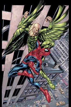 enemies spider-man