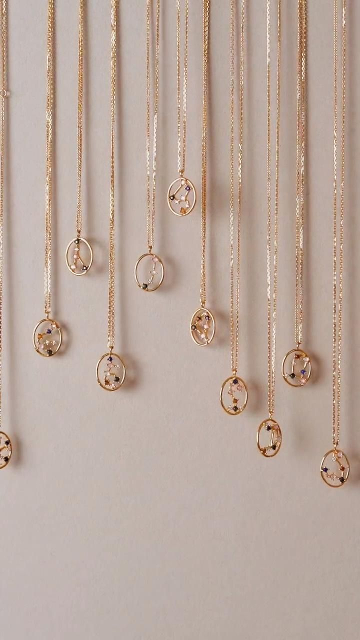 ZODIAC CONSTELLATIONS COLLECTION