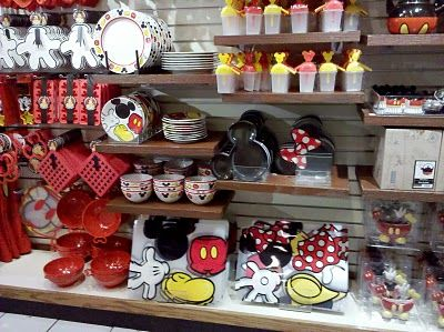 Mickey mouse kitchen - Cuisine de minnie ...