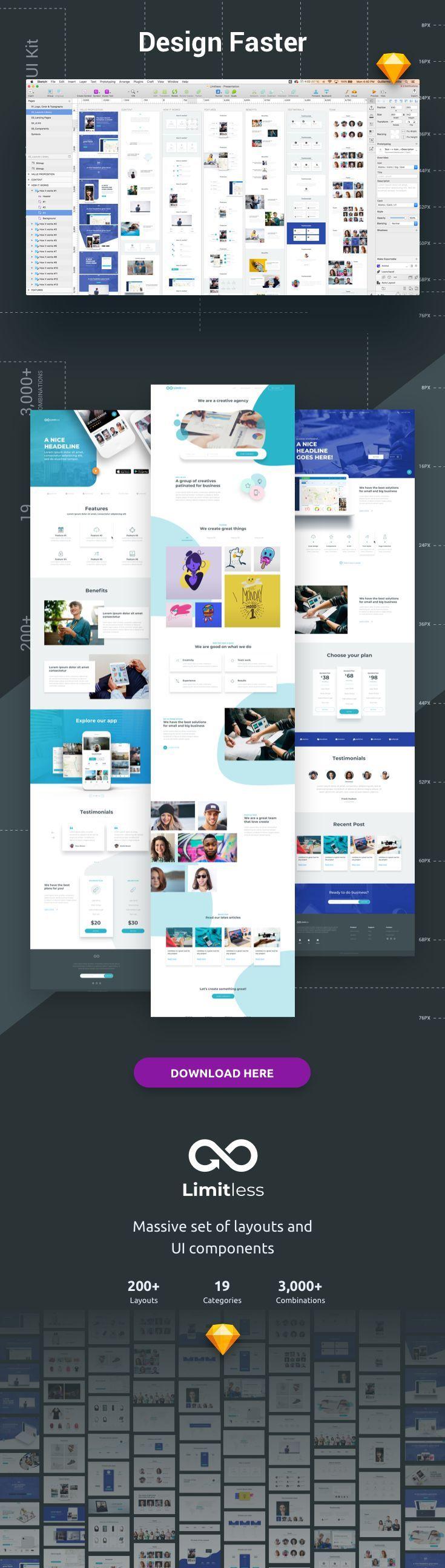 Limitless Web Design Online Website Design Website Design