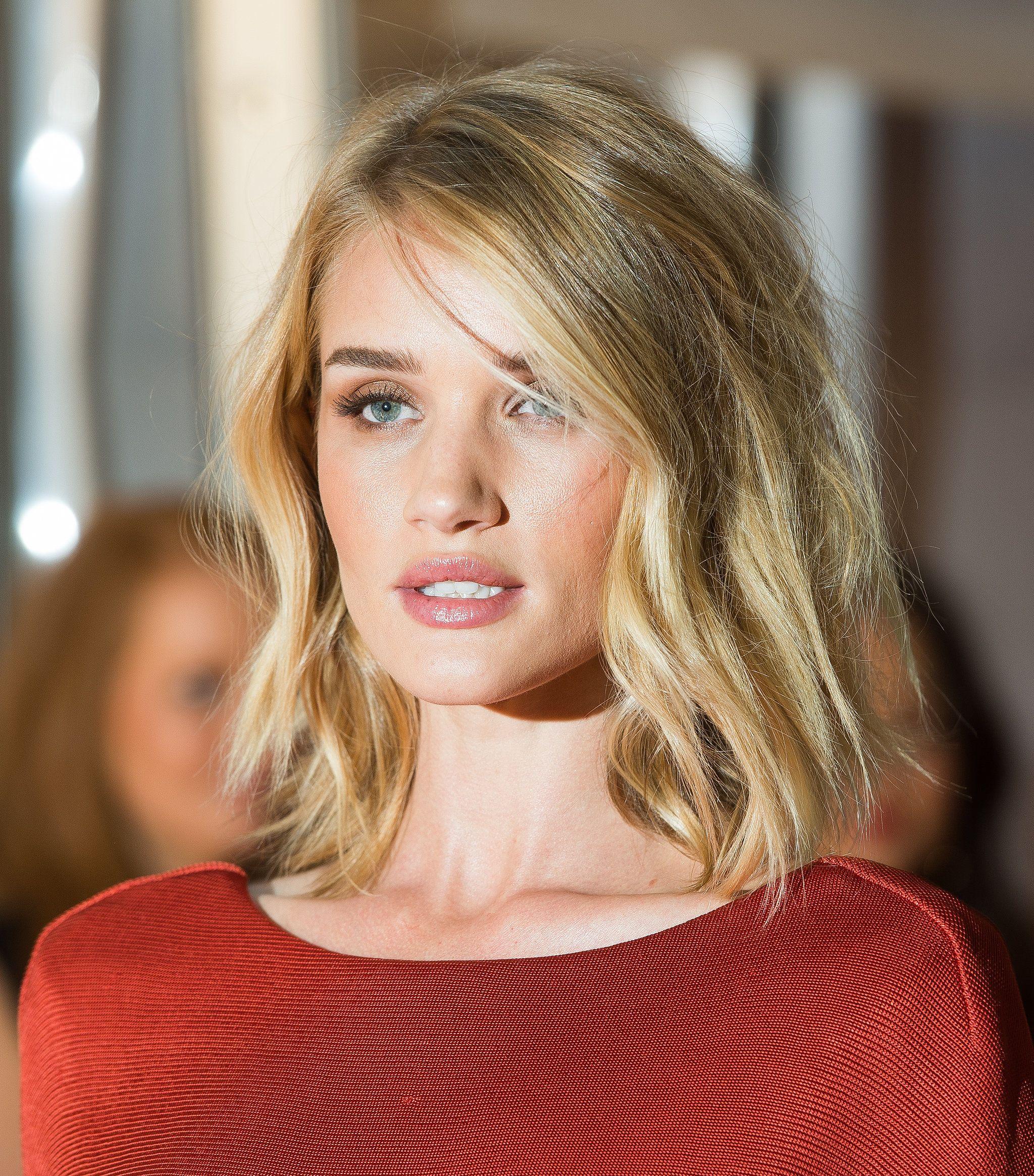 Rosie Huntington-Whiteley   hurrrr   Hair, Hair styles und Hair cuts ec205f7551