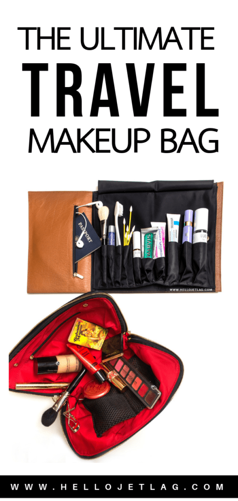 KUSSHI // The Travel Makeup Bag You Need to Know About