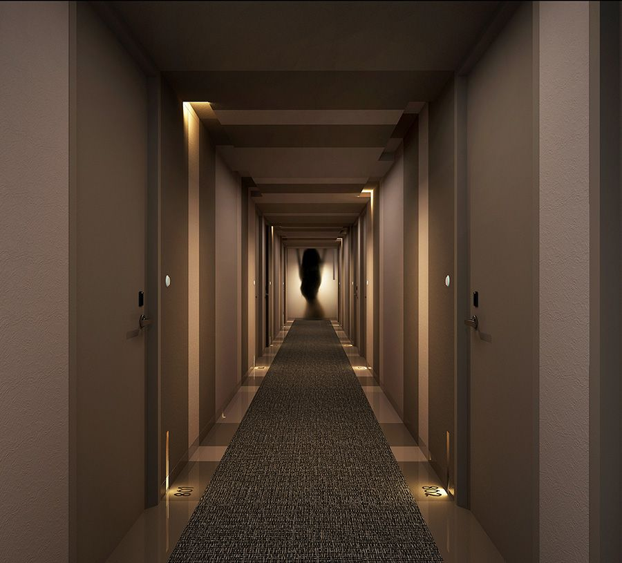 White Jacket - Naumi Hotel