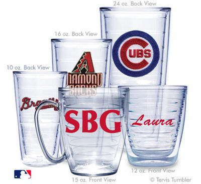 Design Your Own Mlb Personalized Tervis Tumblers Mlb Pinterest