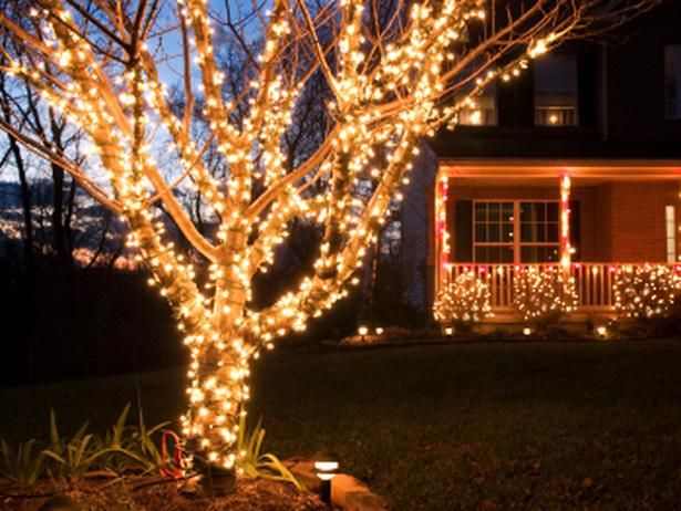 Buyers' Guide For Outdoor Christmas Lighting Lights Trees And