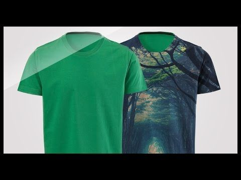 Download Photoshop Tutorial How To Put Images On T Shirts Youtube Photoshop Tutorial Photoshop Shirt Mockup