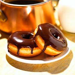 طريقة عمل دونات دونات سهله وسريعه بالصور طريقة عمل دونات حلوه 2014 بالقلي Chocolate Donuts Chocolate Food