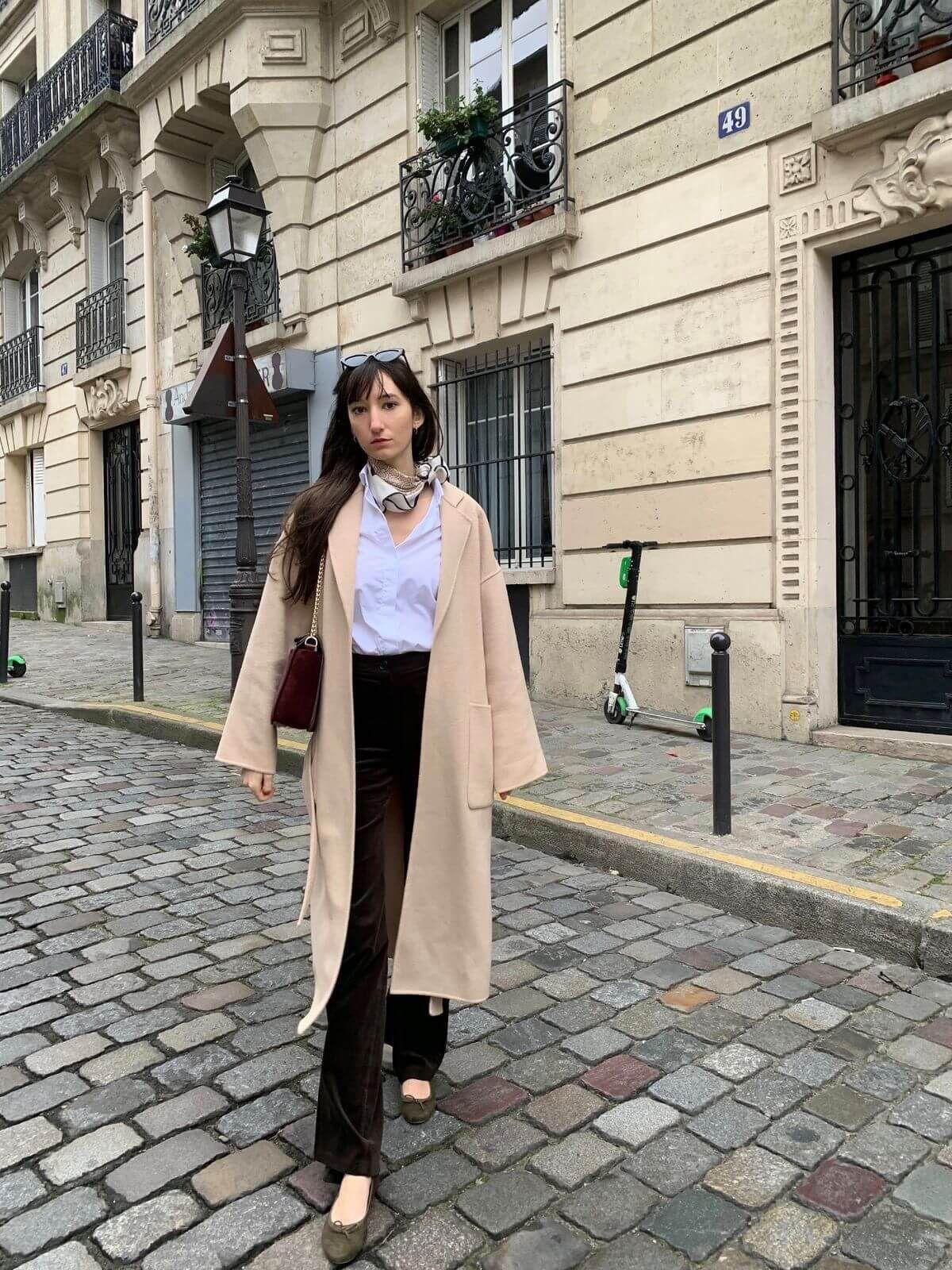 Tips to dress like a Parisian