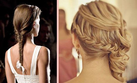 Strange Braids Fishtail Braids And Fishtail On Pinterest Hairstyle Inspiration Daily Dogsangcom