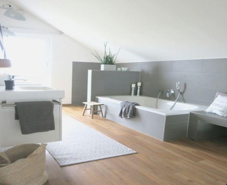 einfach-graue-holzfliesen-badezimmer.jpg 800×650 Pixel #simplebathroomdesigns