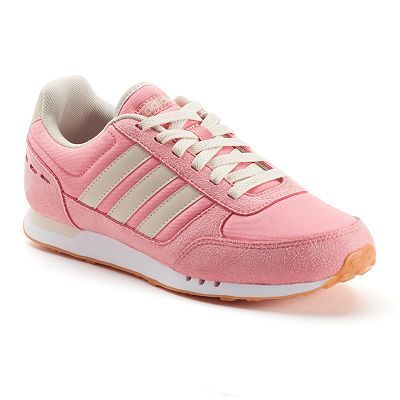 cozy fresh designer fashion best selling adidas NEO City Racer Women's Athletic Shoes | For the love ...