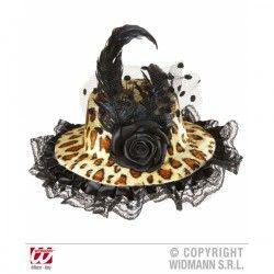 Sombreros para Disfraces disfraz de Carnaval con este Mini Sombrero tocado