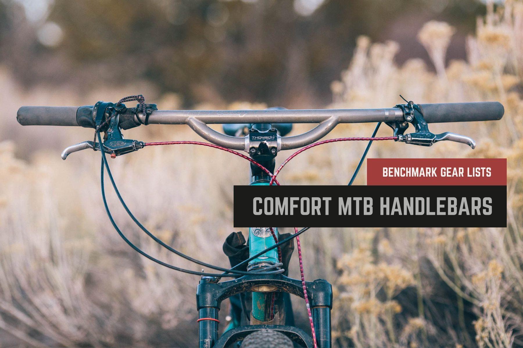 List Of Comfort Mtb Handlebars For Bikepacking Handlebar Mountain Bike Handlebars Mtb