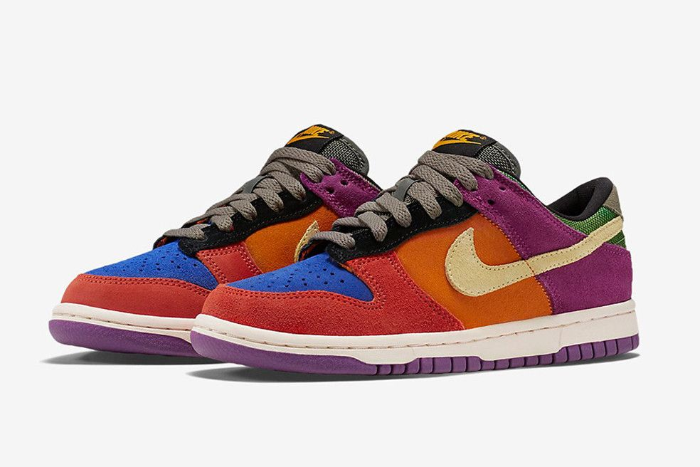 """Nike Dunk Low """"Viotec"""" GS 