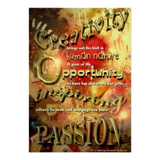 Creativity Quotes Creativity Quote Print $35.95 #creativity #opportunity #passion .