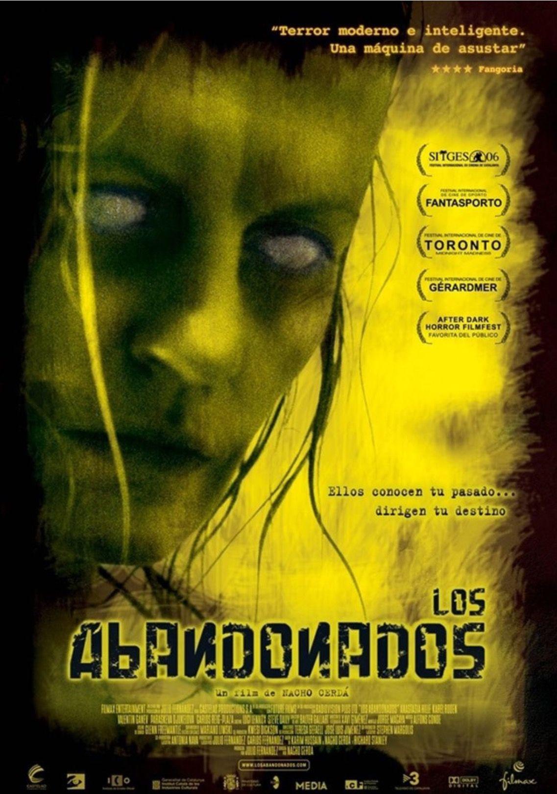 Pin En Horror Movies