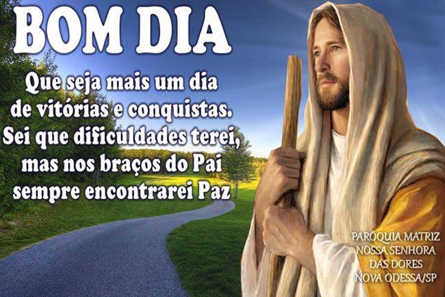 Muito Bom Dia Religioso | Bom dia | Pinterest | Bom dia religioso, Bom  YM32