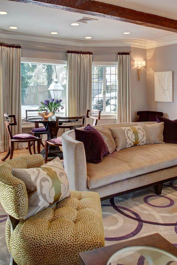 Passion For Purple Aubergine Lilac Bronze And