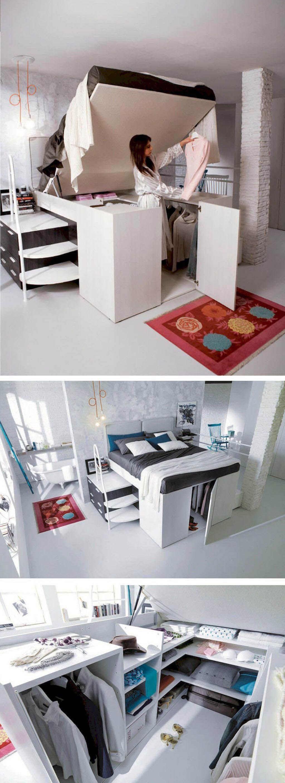 Photo of Good basement bedroom organization ideas to refresh your home,  #Basement #basementbedroomsor…