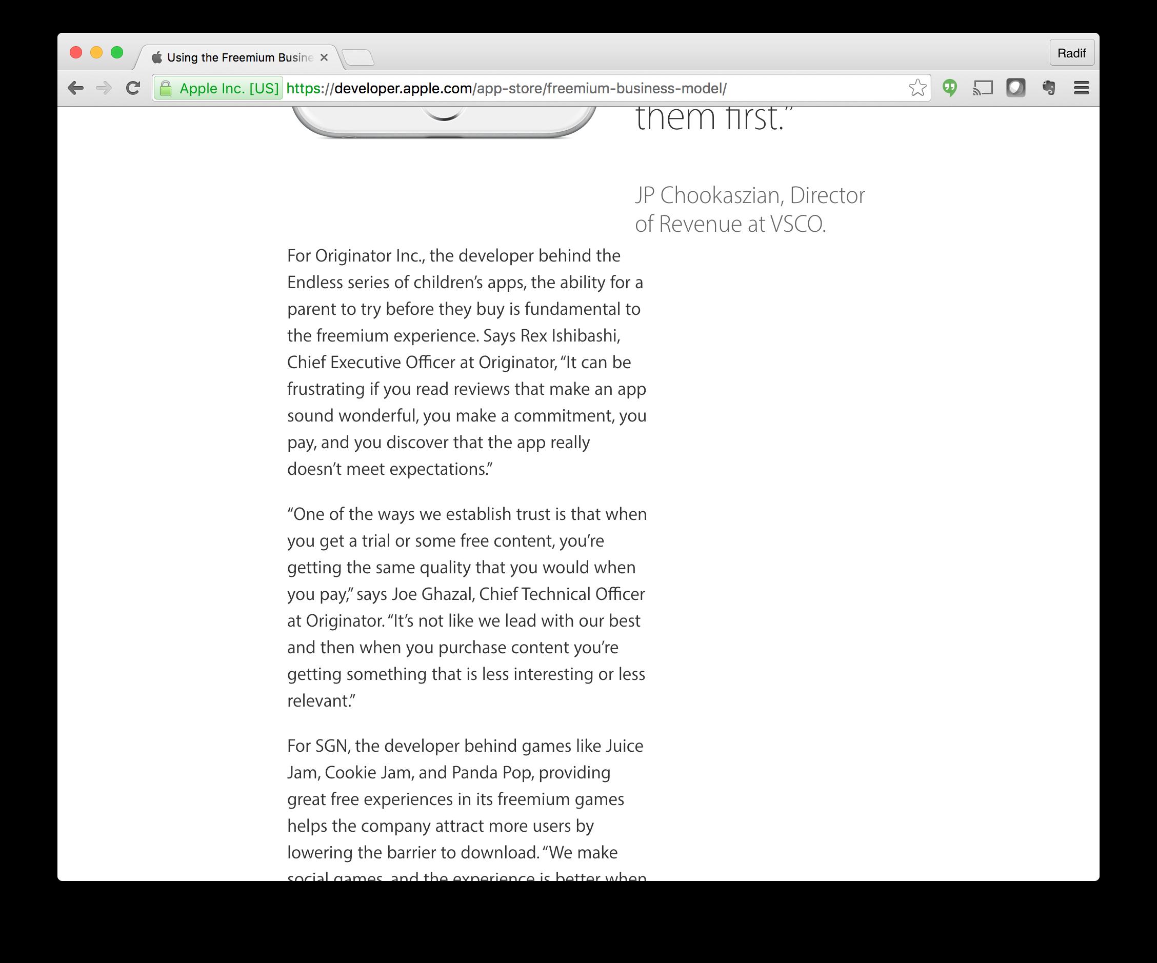 Https Developer Apple Com App Store Freemium Business Model
