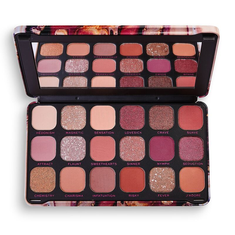 Makeup Revolution Forever Flawless Allure Shadow Palette