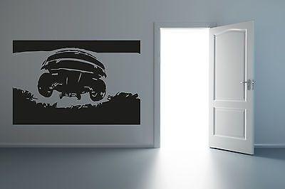 Wall Mural Vinyl Decal Sticker CARS Jumper R002