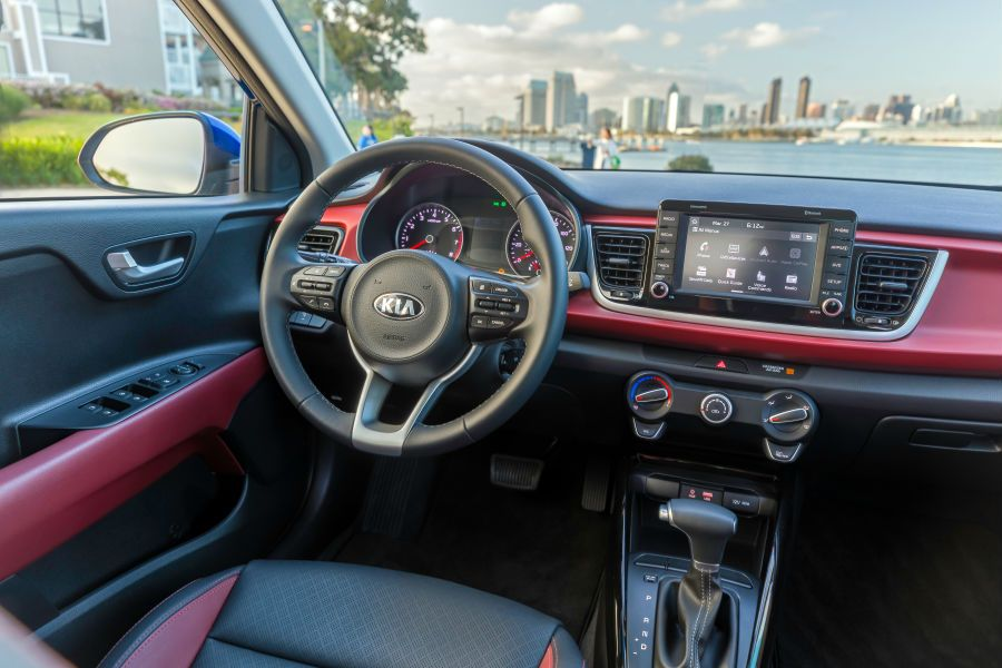 Review Kia Rio Sedan 2020 Interior And Images Feels Free To Follow Us Di 2020