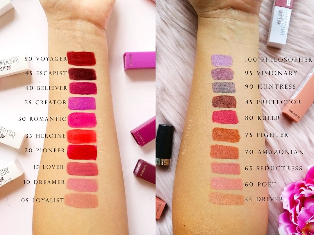 Superstay Matte Ink Liquid Lipstick by Maybelline #19