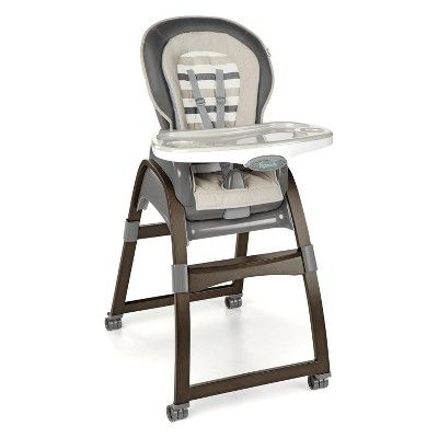 Ingenuity Trio 3 In 1 Wood High Chair Tristan In 2019 Products