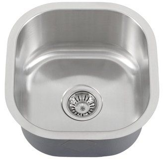 Small Bar Stainless Steel Sink