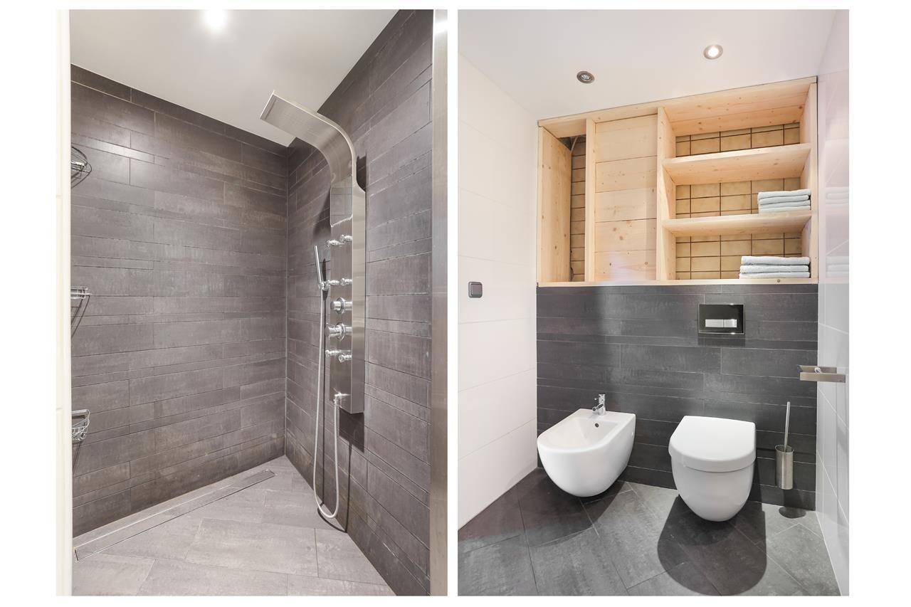 Een badkamer waar je stil van wordt... dat vind je bij de Onyx 43 te ...