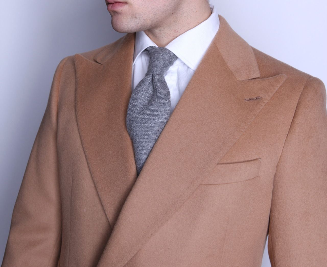 643182a759ed Grey (or gray) is an achromatic or neutral color. The necktie (or ...
