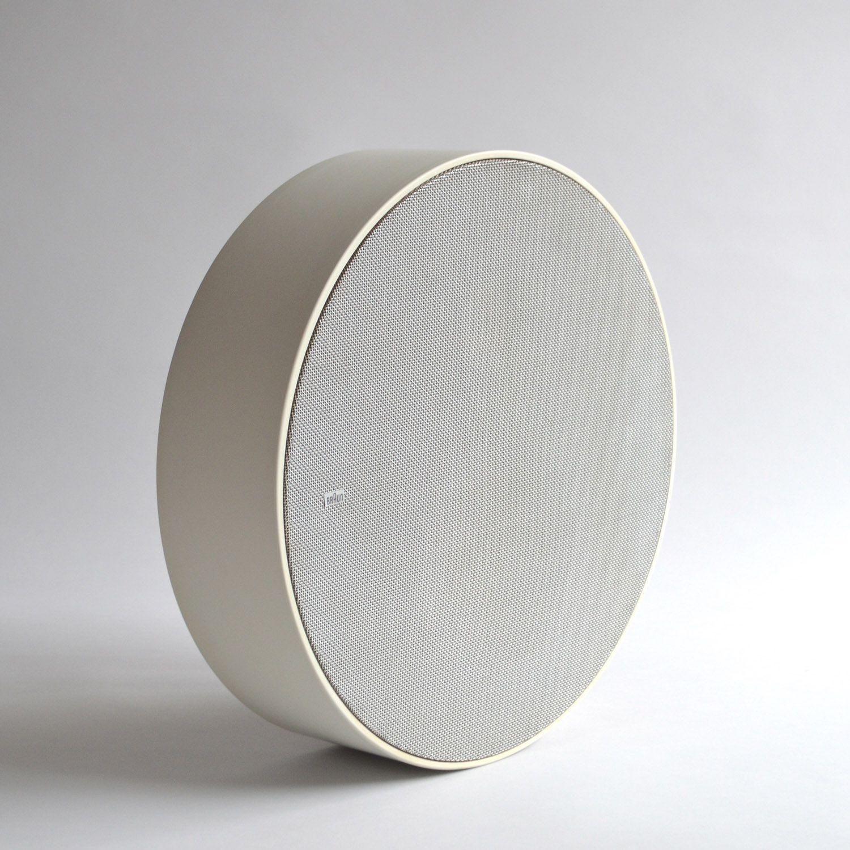 1967 L 460 wallmounted speakers, Arne Jacobsen Braun