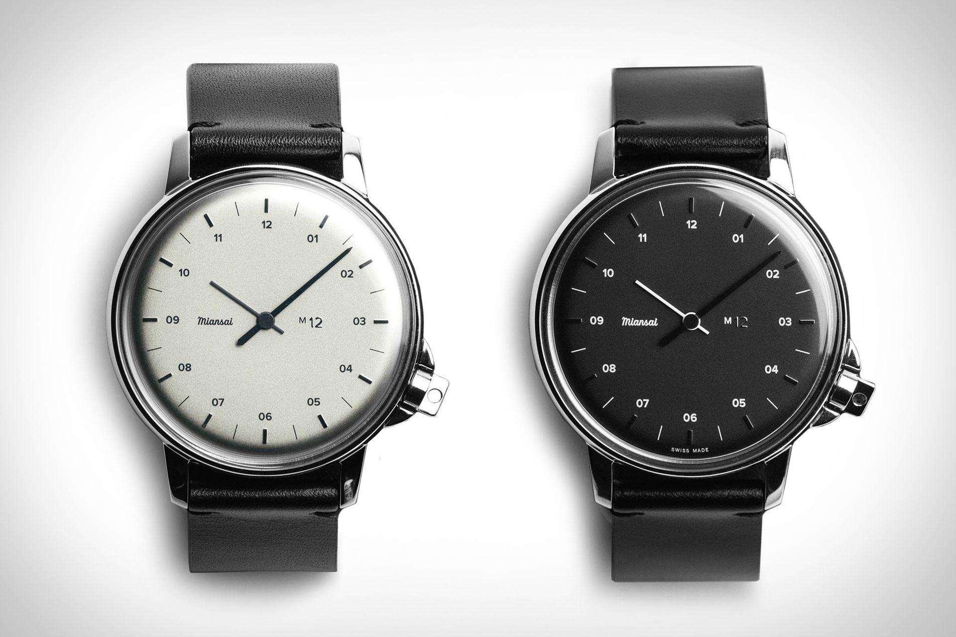 Miansai M12 Watch Stylish Watches Minimal Watch Minimalist Watch [ 1280 x 1920 Pixel ]