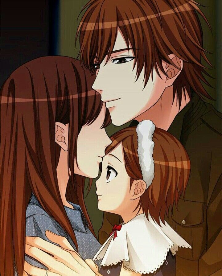 Omgg Is This Yamato With You And Your Kid Anime Family