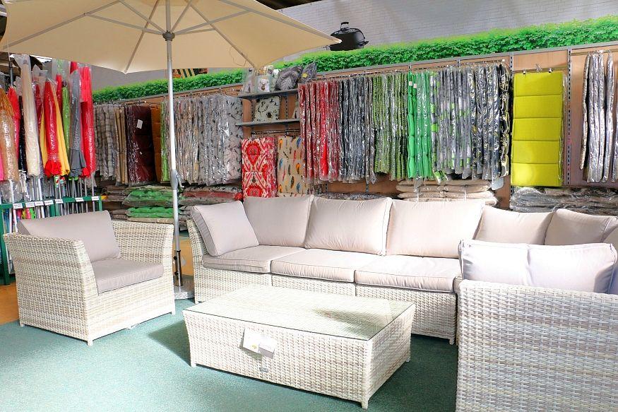 Gartenmöbel Abverkauf! Restposten und Einzelstücke zu ...