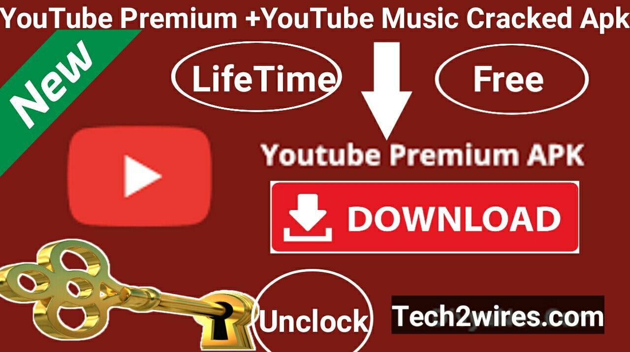 Youtube Premium Cracked Apk Download Youtube Premium Youtube Music
