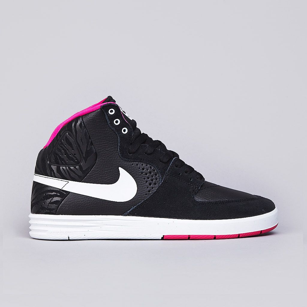 uk availability 6546a 46963 Nike SB PRod 7 High in Black White and Pink Foil   After successfully  debuting at