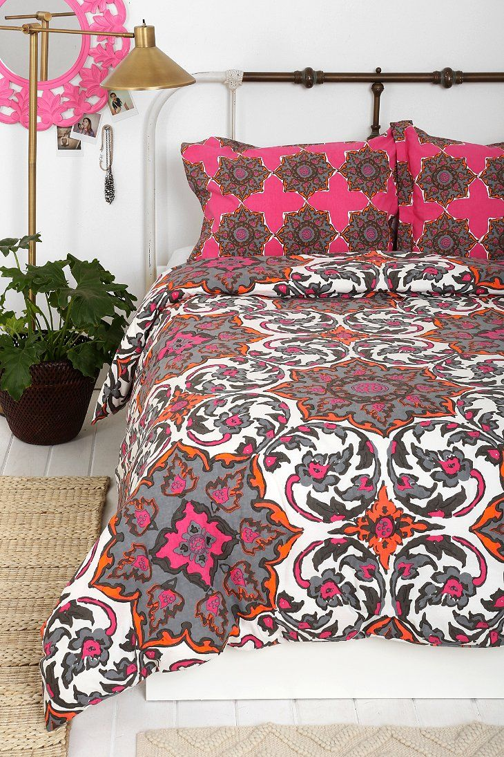 Magical Thinking Azo Medallion Duvet Cover - Urban Outfitters