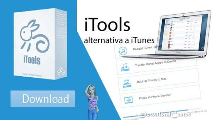 Download iTools 🥇 First Free Alternative to iTunes for PC in 2019