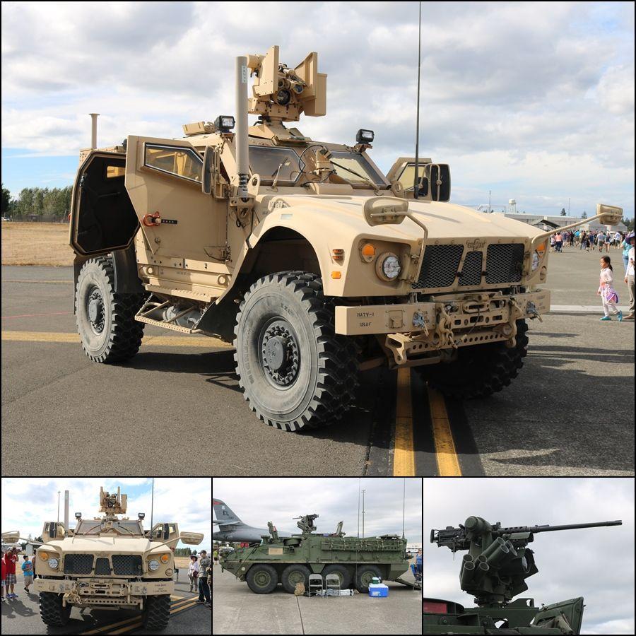 JBLM Airshow & Warrior Expo 2016