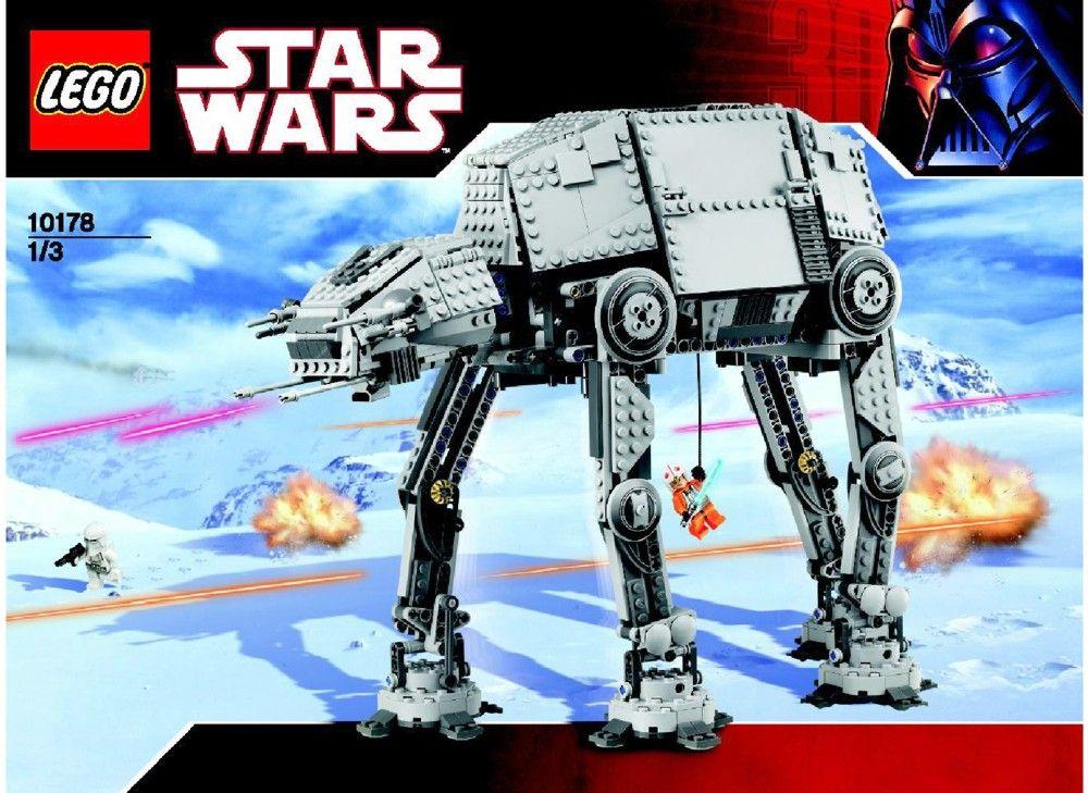 Star Wars Motorised Walking At At Lego 10178 Lego Sets Of