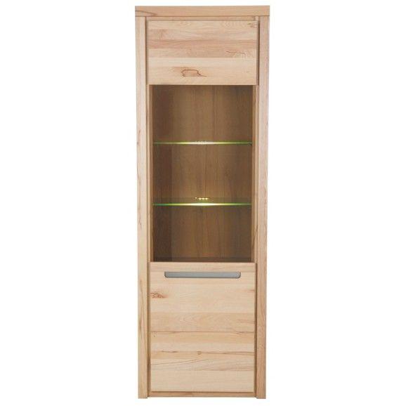 Vitrine Kernbuche Mobel Tall Cabinet Storage Bathroom Medicine Cabinet Und Cabinet