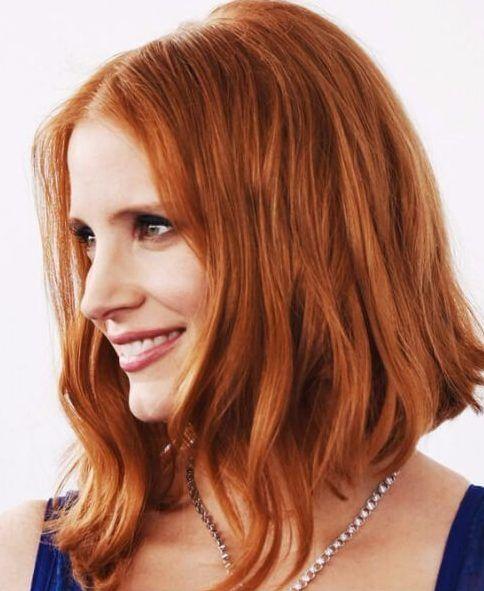 50 Fashionista Asymmetric Bob Ideen Asymmetric Fashionista Ideen Ginger Haare Bob Frisur Haarfarben Bob Frisur Rot