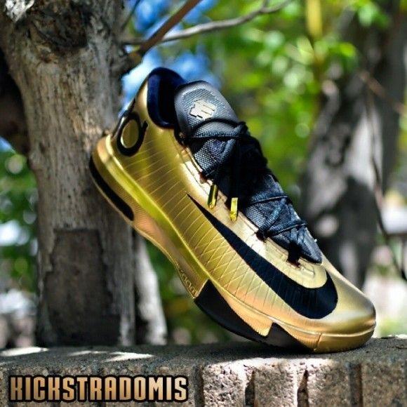 9befa6bcf7f6 Best Nike KD 6 Cheap sale Weatherman Custom